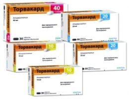 цена статинов таблетки