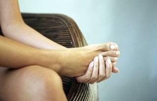Пятки ног при сахарном диабете