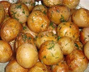 картошка повышает холестерин