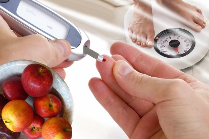 Что можно есть диабетикам в день рождения
