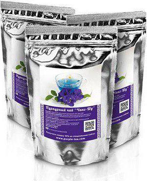 пурпурный чай отзывы на форумах
