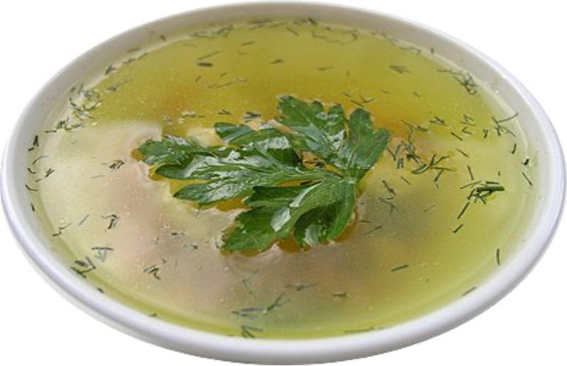 овощной суп при экземе рецепт