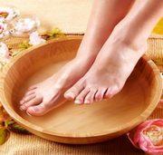 натоптыши между пальцами ног