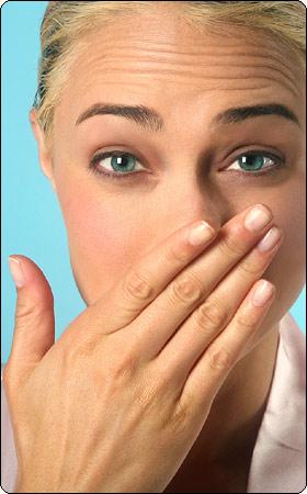появился запах изо рта при беременности